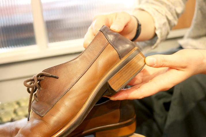 344faa8ecdf9 革靴って硬いイメージがあったんですけど、KEDMAは比較的柔らかめで、足を入れた瞬間から、これは靴擦れしないぞ、っていう安心感がありました。