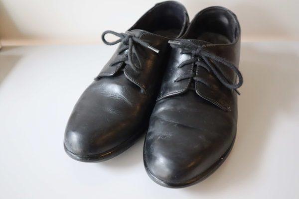 スタッフコラム]実験してみよう10 〜NAOTの靴を磨いてみよう